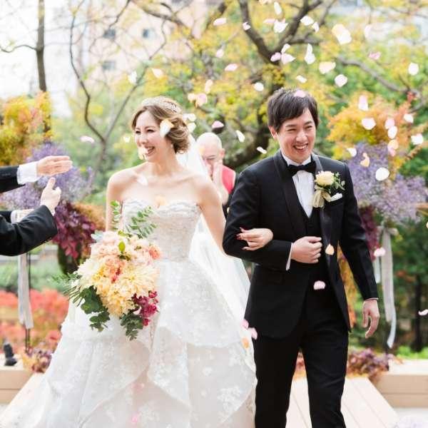 Noble Wedding 上質さ溢れる洗練されたウェディング