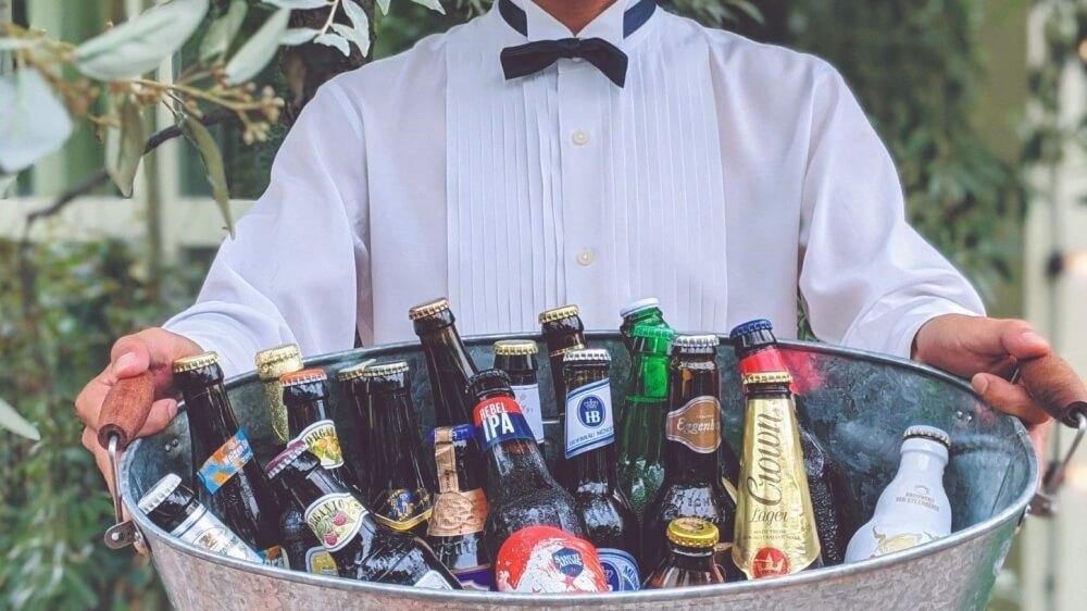 《世界のビール祭り》オクトーバーフェスト開催