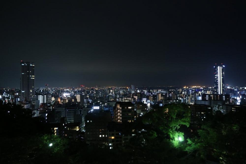 日本三大夜景のひとつ