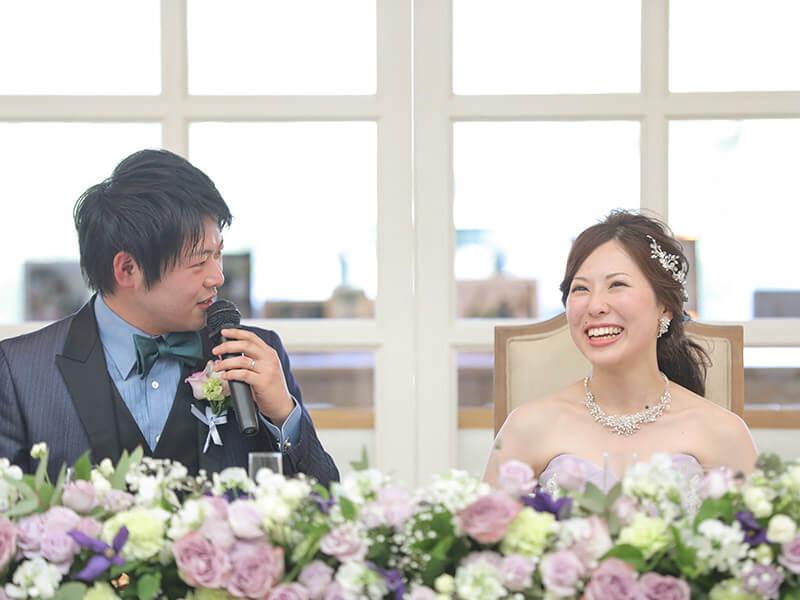 音楽にこだわる結婚式